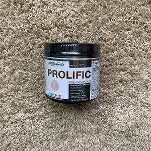 PEScience Prolific Pre-Workout